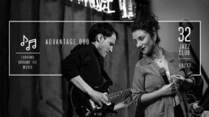Advantage duo @ г. Киев, клуб «32JazzClub»